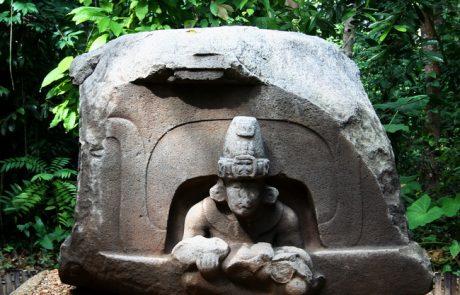 התרבות האולמקית במקסיקו