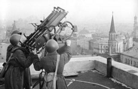 סטלין במלחמת העולם השנייה