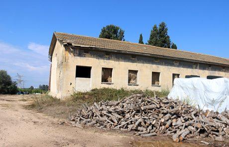 ח'רבת סופסאפי – בוסנים ומחנה פרדות בפרדס חנה