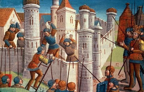 האימפריה הביזנטית – משקיעה למסע הצלב הרביעי