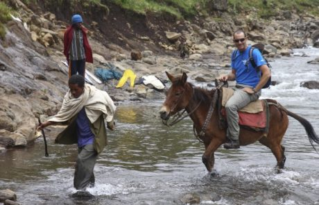 הטיול להרי הסימיאן שבאתיופיה – יומן מסע