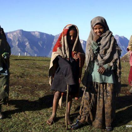 אתיופיה – הרי סימיאן
