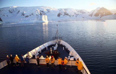 יומן הטיול לאנטארקטיקה, פברואר – מארס 2016