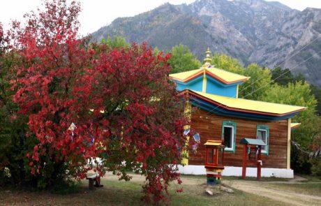 התפתחות הבודהיזם הטיבטי