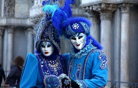 קרנבל המסכות של ונציה