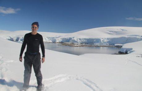יומן הטיול לאנטארקטיקה – פרק א'