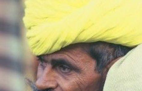 טיול להודו – רג'סטן וגוג'רט