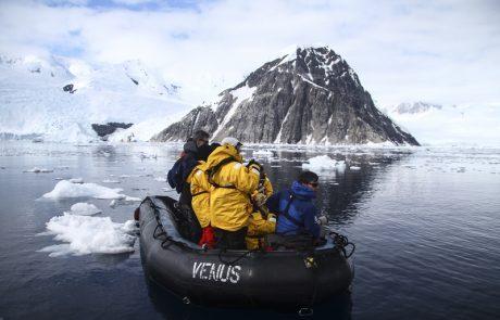 אמריקה הצפונית – אנטארקטיקה