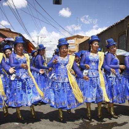 אמריקה הלטינית – בוליביה