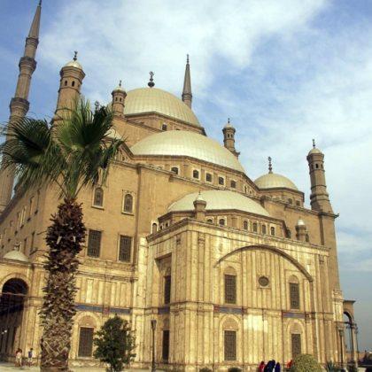 המזרח התיכון – מצרים