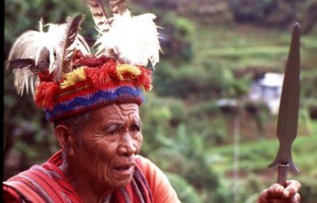 האיגוֹרוֹט שבצפון הפיליפינים