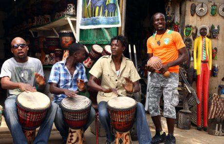 טיול לגאנה: אל חוף הזהב