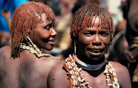 שבט ההאמר שבדרום אתיופיה
