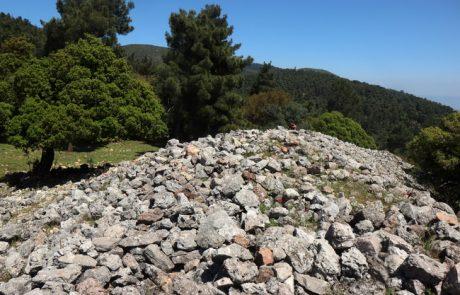 טיול למגליתים בהר מירון