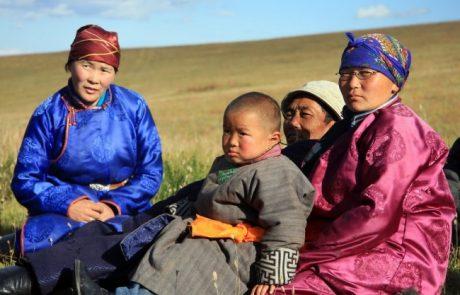 הרצאה אודות מונגוליה