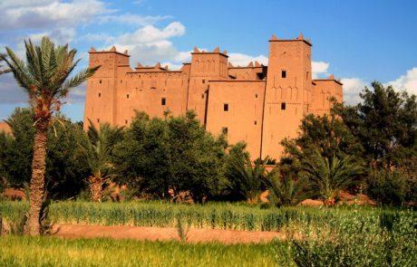 הגיאוגרפיה של מרוקו