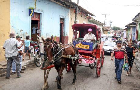 אמריקה הלטינית – ניקרגואה