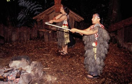 תולדות המאורים בניו זילנד
