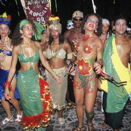 אמריקה הלטינית – טרינידד