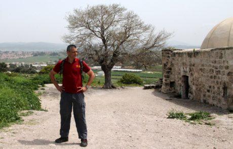 סיור בעקבות ראשית ההתיישבות בעמק יזרעאל
