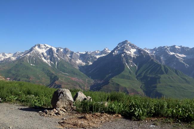 טיול בטג'יקיסטן