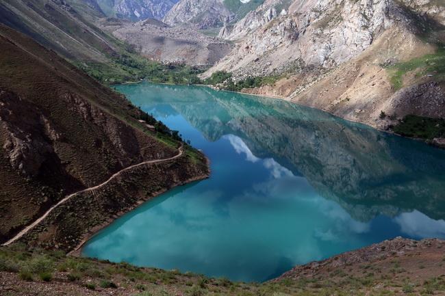 טיול לטג'יקיסטן