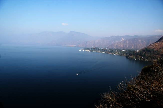 טיול לגואטמלה - אגם אטיטלן