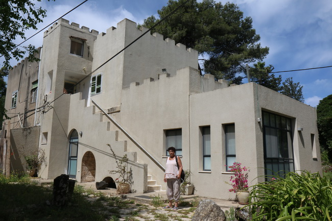 ביתו של אלכסנדר זייד