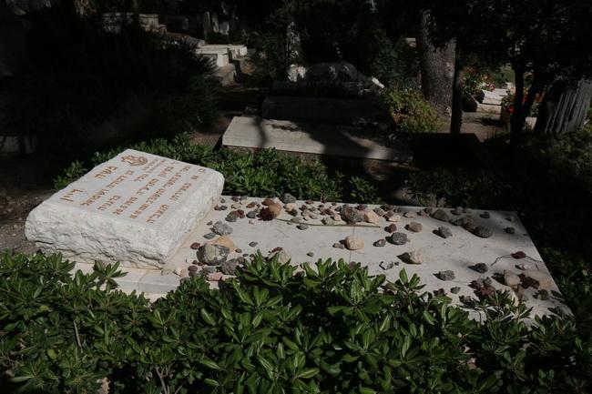 עמק יזרעאל- בית הקברות של נהלל